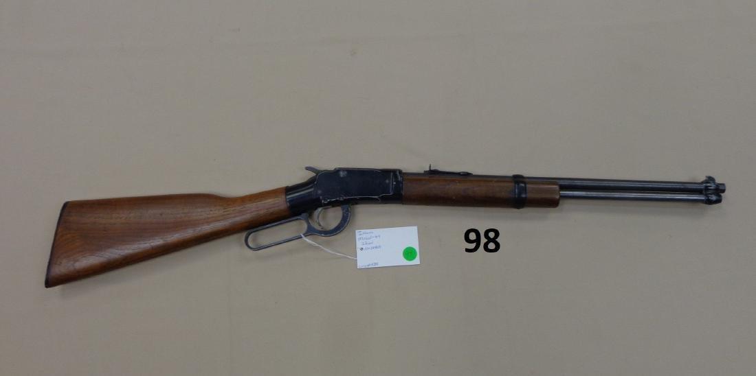 ITHACA MODEL-49 SINGLE SHOT 22 CAL. RIFLE