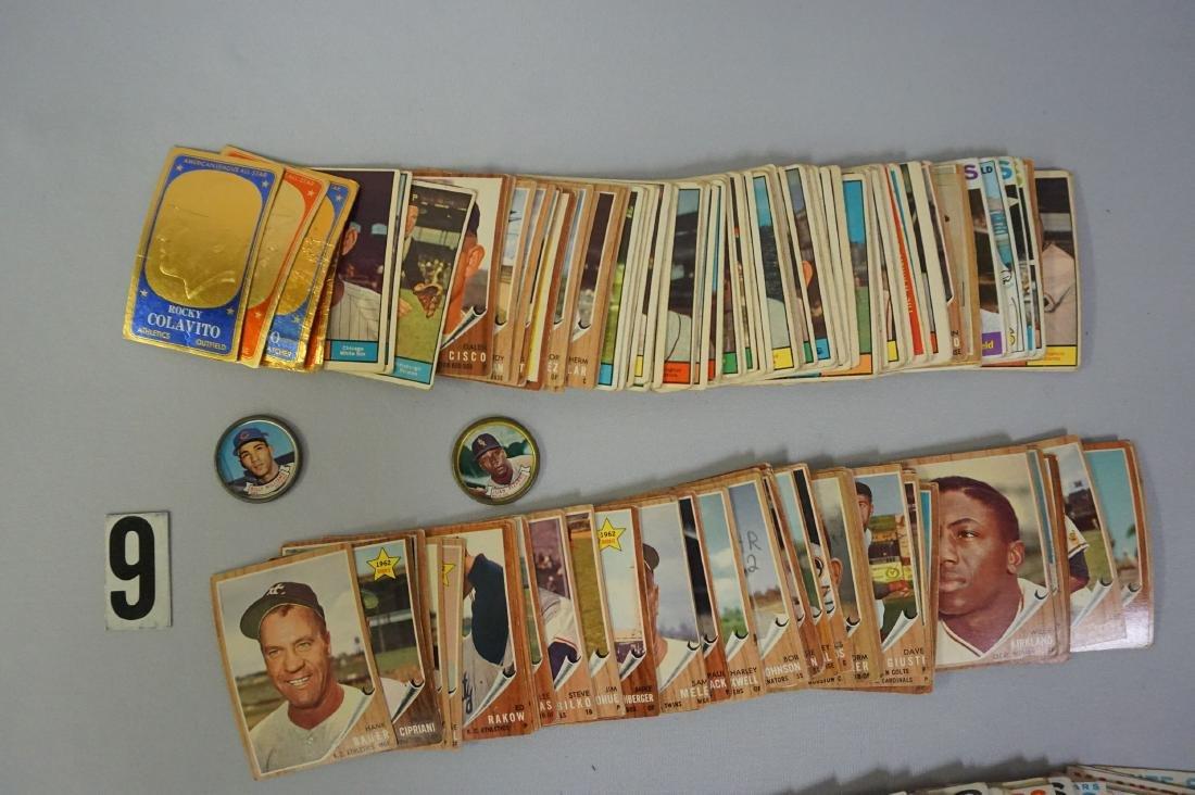 GRAB BOX OF (300+) OFF-GRADE 1960'S - 2
