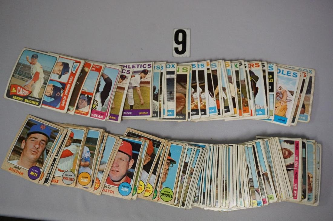 GRAB BOX OF (300+) OFF-GRADE 1960'S - 3