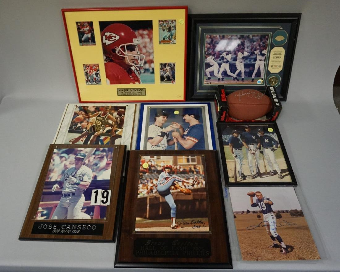LOT: BOX WITH ASSORTED ITEMS: