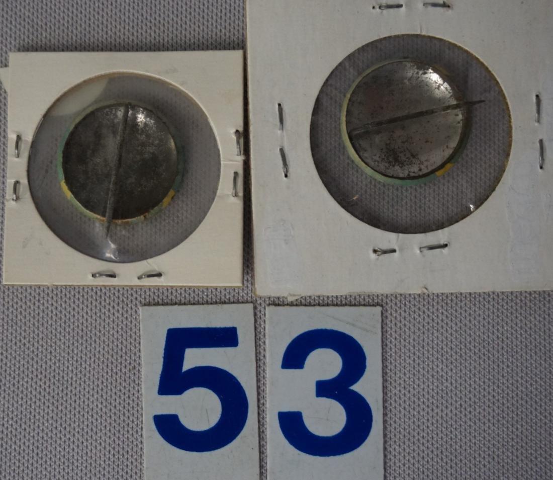1932 ORBIT GUM PINS (PR2): - 2