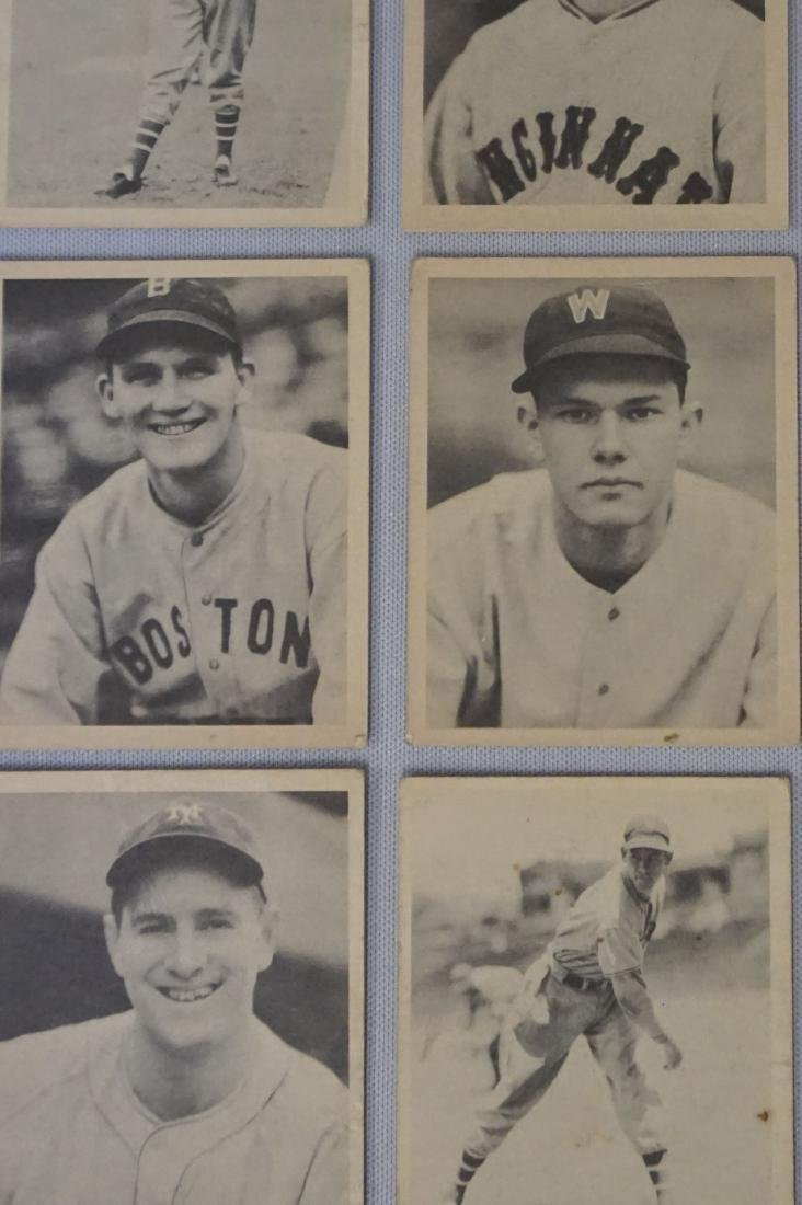 (8) 1939 PLAY BALL BASEBALL CARDS - 2