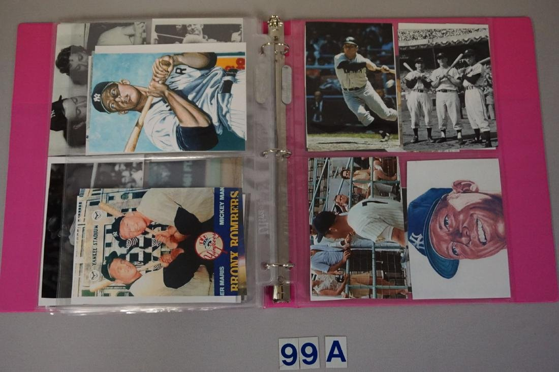 BINDER WITH (84) ASSORTED PHOTOS/ - 7