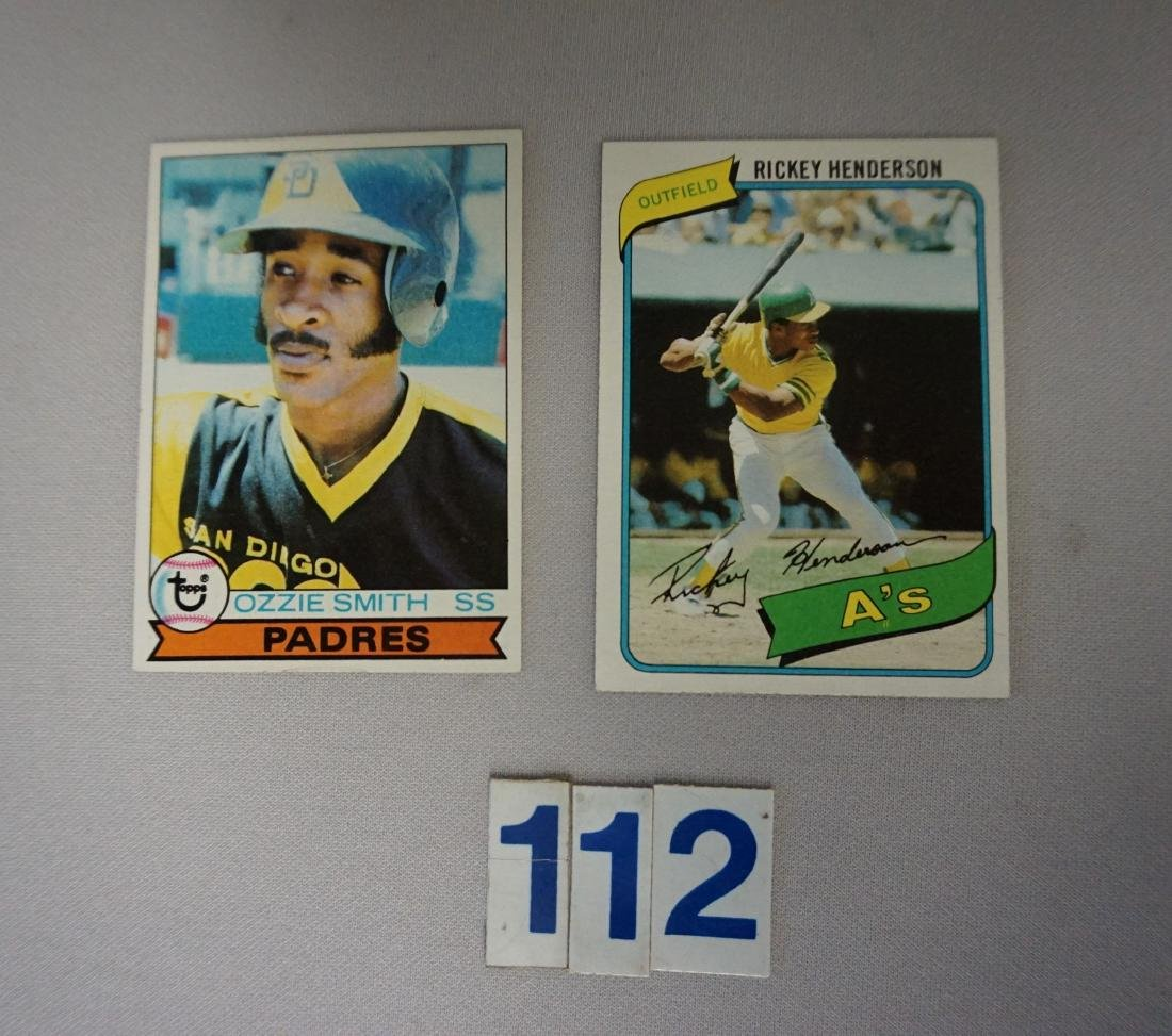 1979 TOPPS #116 OZZIE SMITH (R) - EX