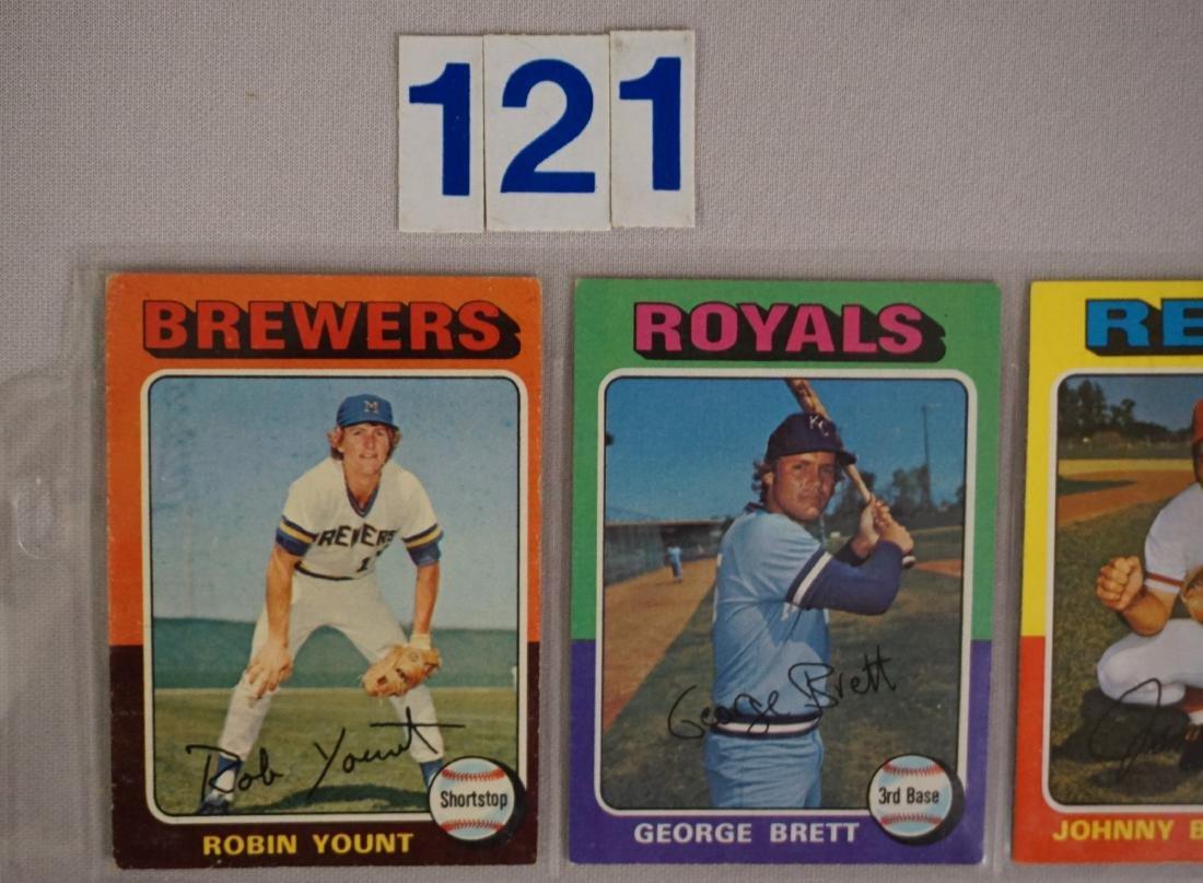 1975 TOPPS BASEBALL CARD SET - 8