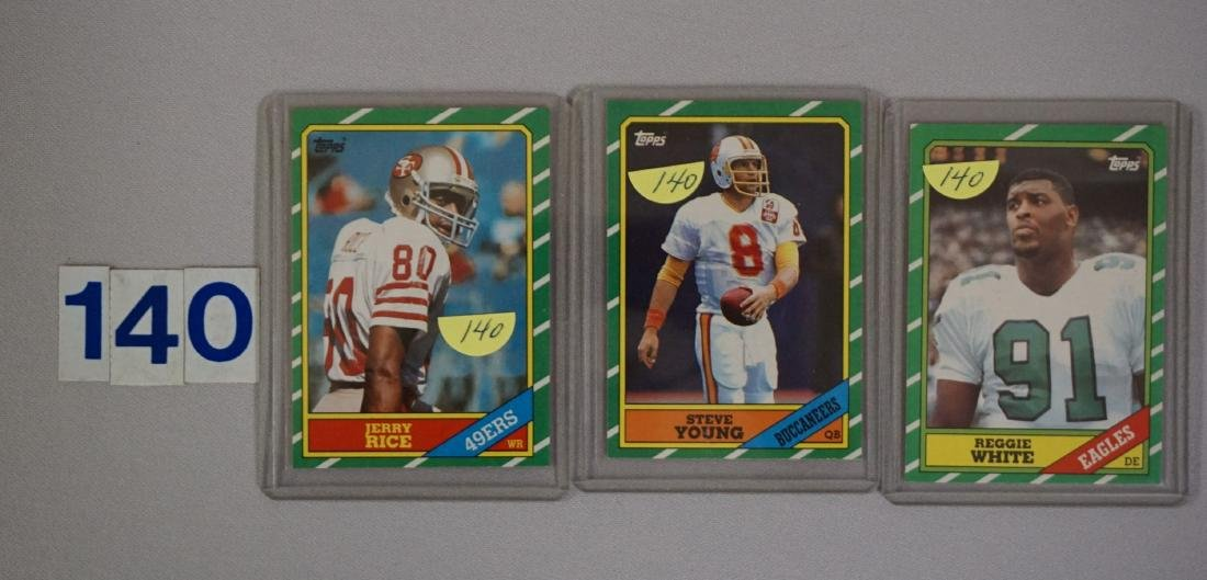 1986 TOPPS FOOTBALL CARD SET - 3