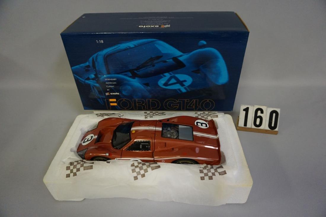 RACING LEGENDS 1967 FORD GT 40 MK 4