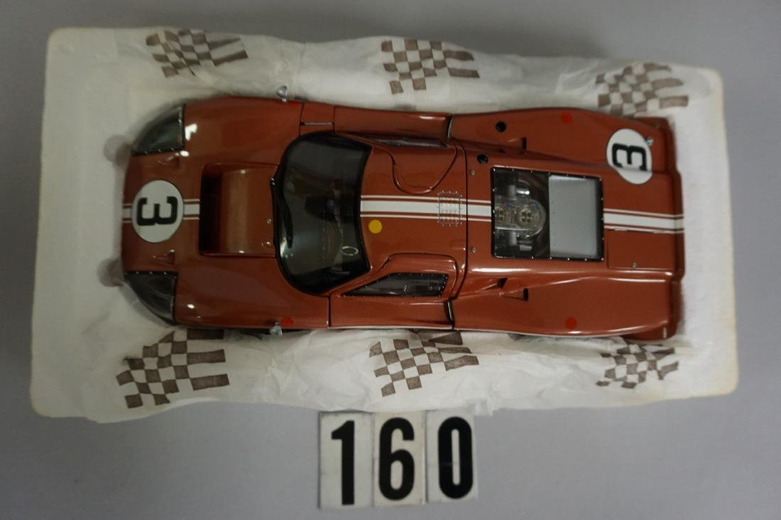 RACING LEGENDS 1967 FORD GT 40 MK 4 - 2