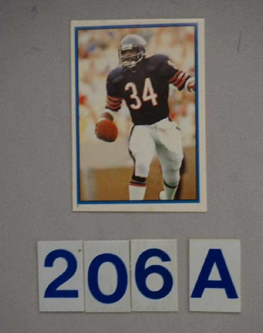 1984 TOPPS FOOTBALL STICKER SET - 4