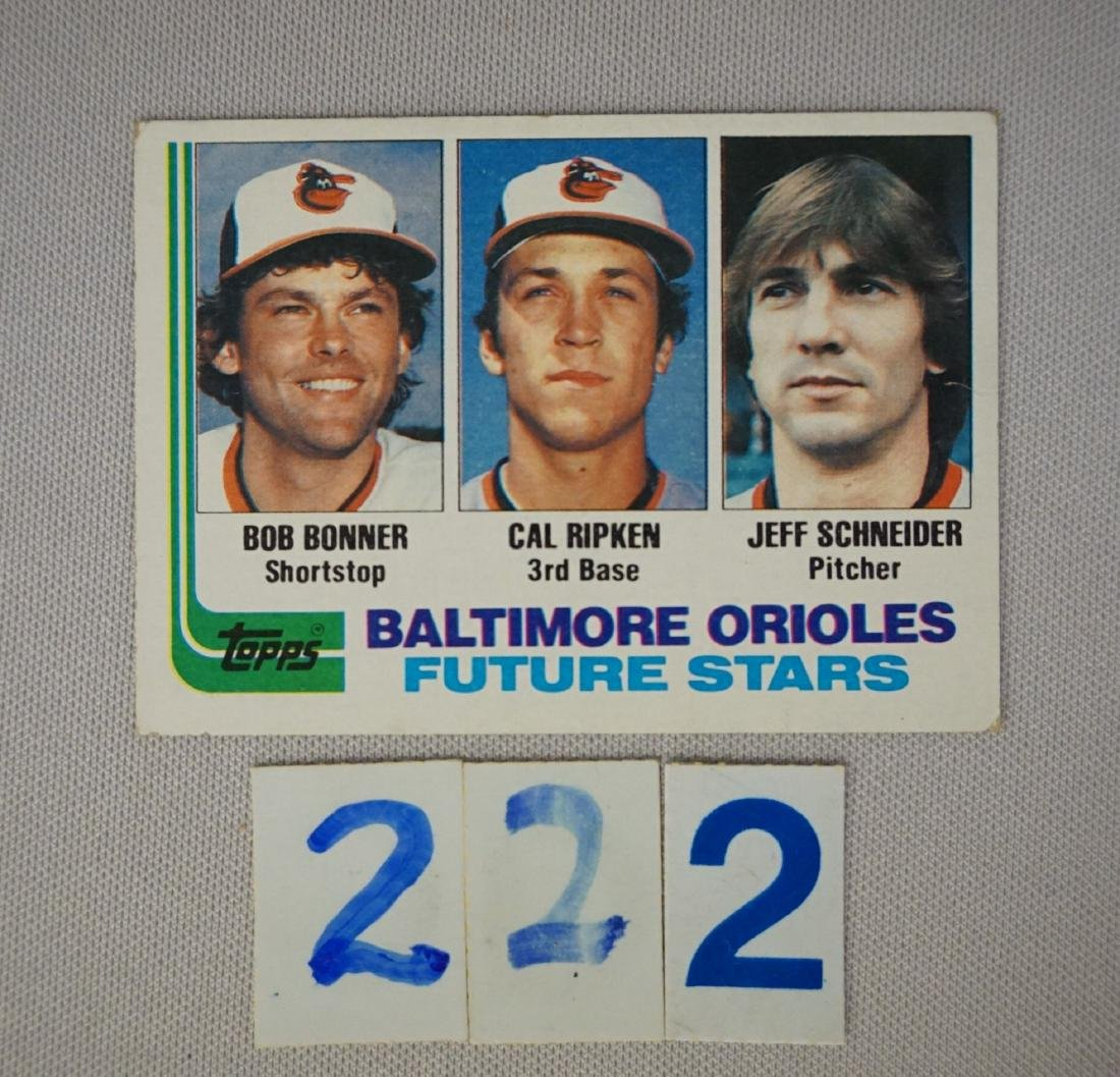 1981 & 1982 TOPPS BASEBALL CARD SETS - 5