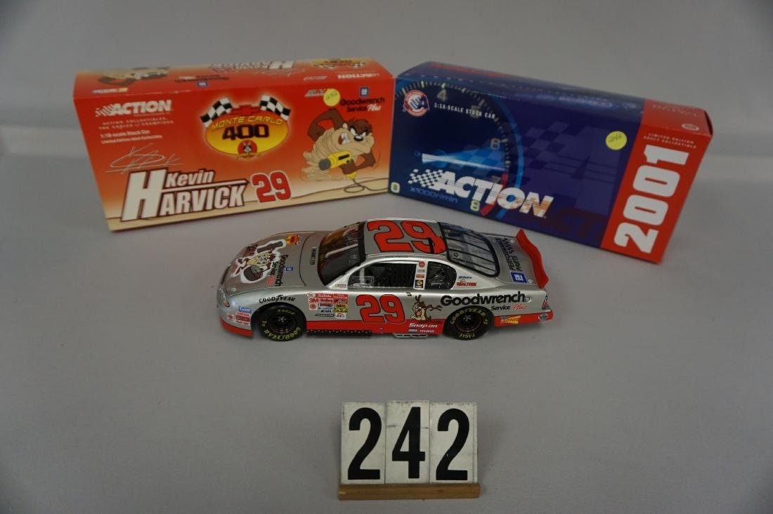 ACTION RACING COLLECTIBLES 1/18 SCALE