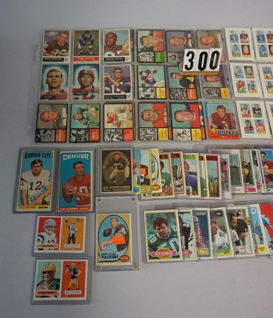 FOOTBALL CARD LOT: (39) 1955 BOWMAN - 2