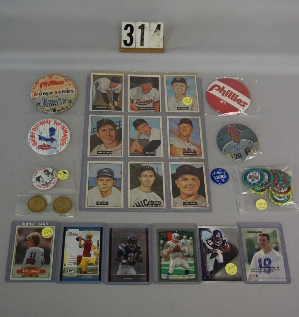LOT: FOOTBALL CARDS - 1998 COLLECTORS EDGE