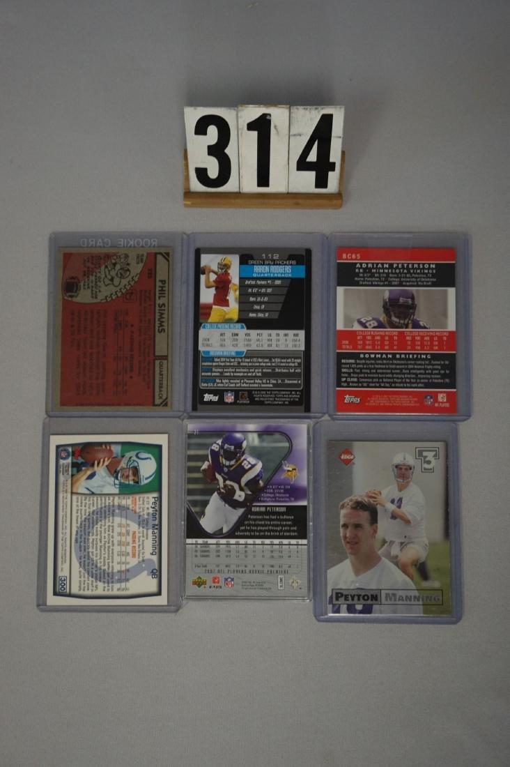 LOT: FOOTBALL CARDS - 1998 COLLECTORS EDGE - 4