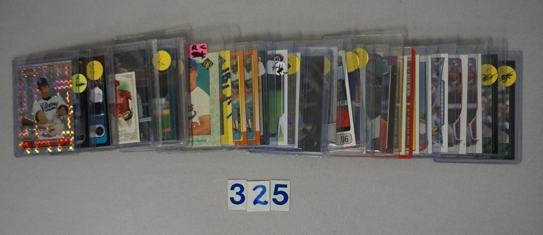 (67 CARDS) MANY BASEBALL ROOKIES - 3