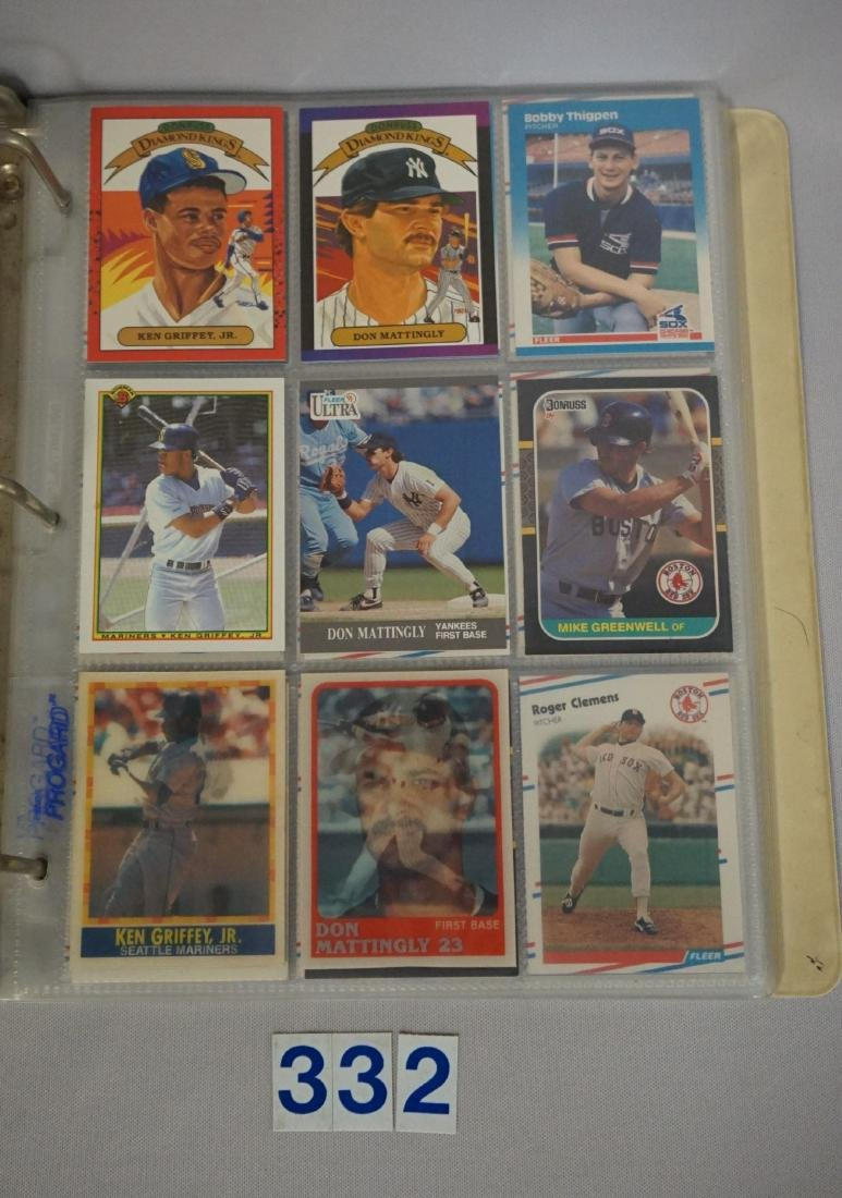 (80+ CARDS) LOT OF 1960'S & '70'S SPORTS CARDS, - 5