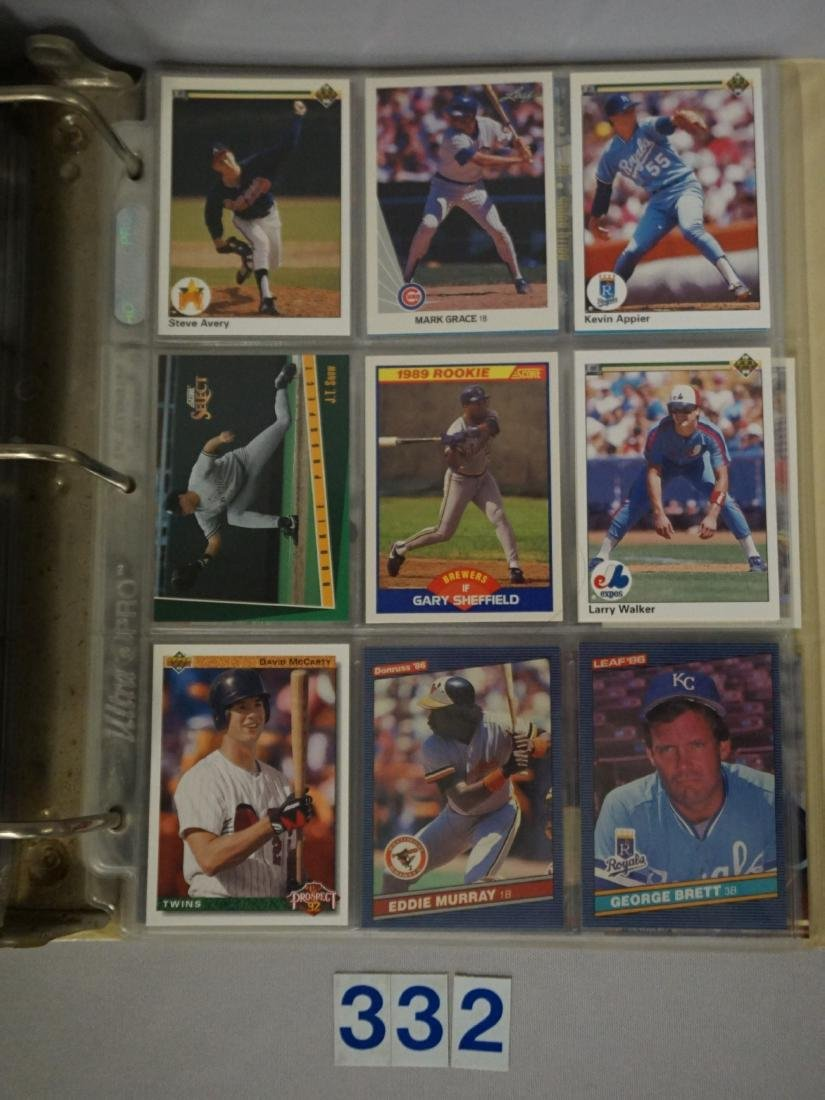 (80+ CARDS) LOT OF 1960'S & '70'S SPORTS CARDS, - 6