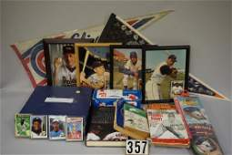 2 BASEBALL GRAB BOXES ROOKIE CARDS