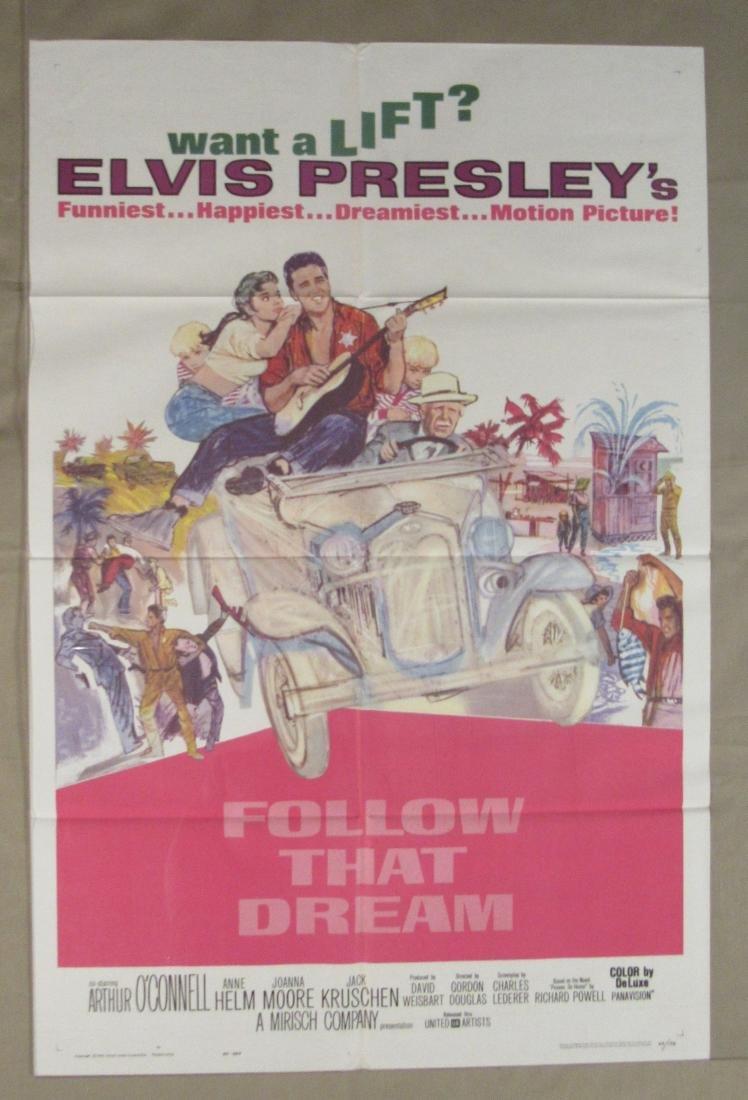 FOLLOW THAT DREAM - ELVIS PRESLEY -