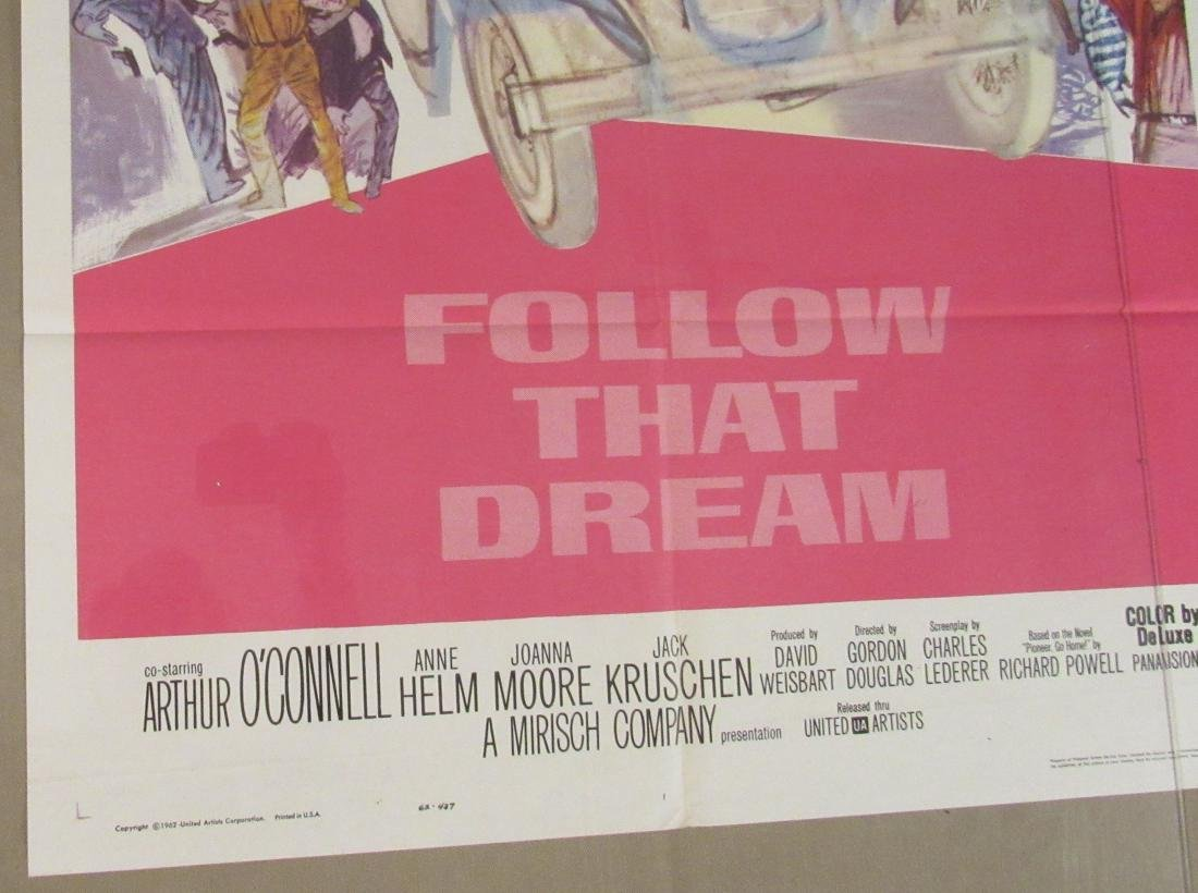 FOLLOW THAT DREAM - ELVIS PRESLEY - - 4