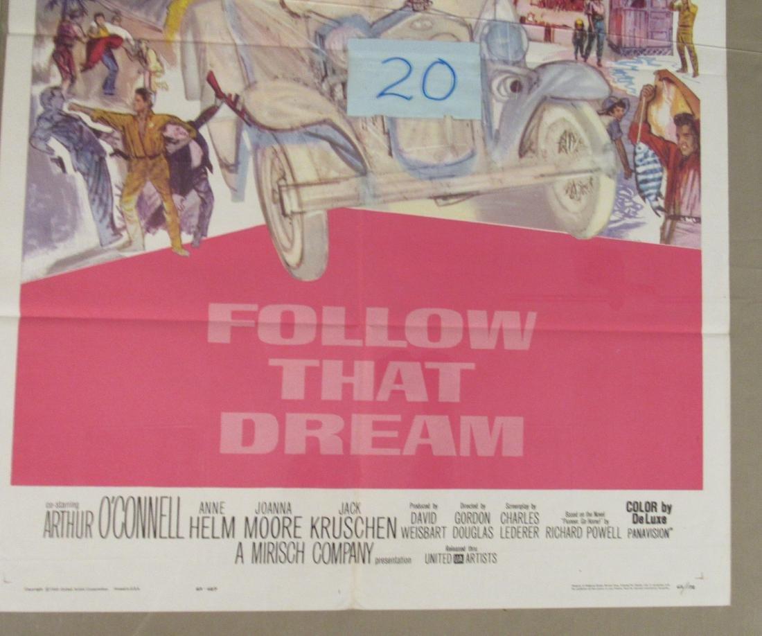 FOLLOW THAT DREAM - ELVIS PRESLEY - - 5