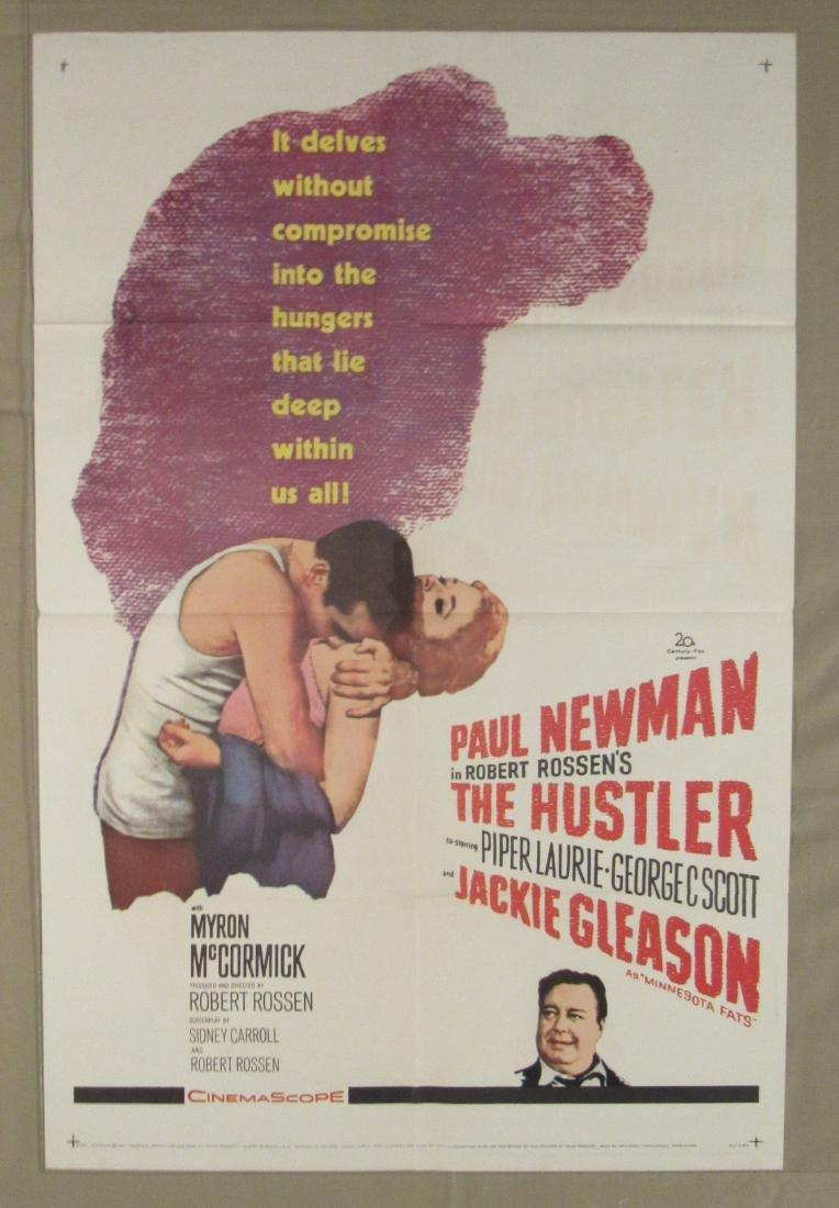 THE HUSTLER - 1961,