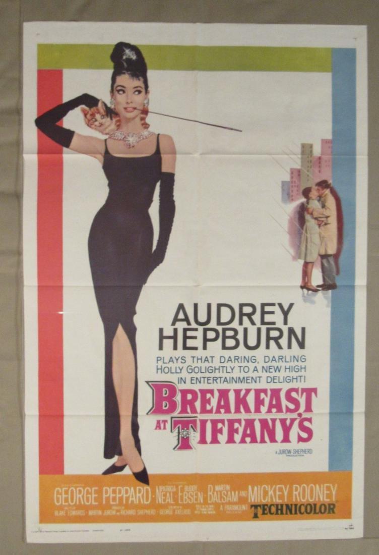 BREAKFAST AT TIFFANY'S - 1961,