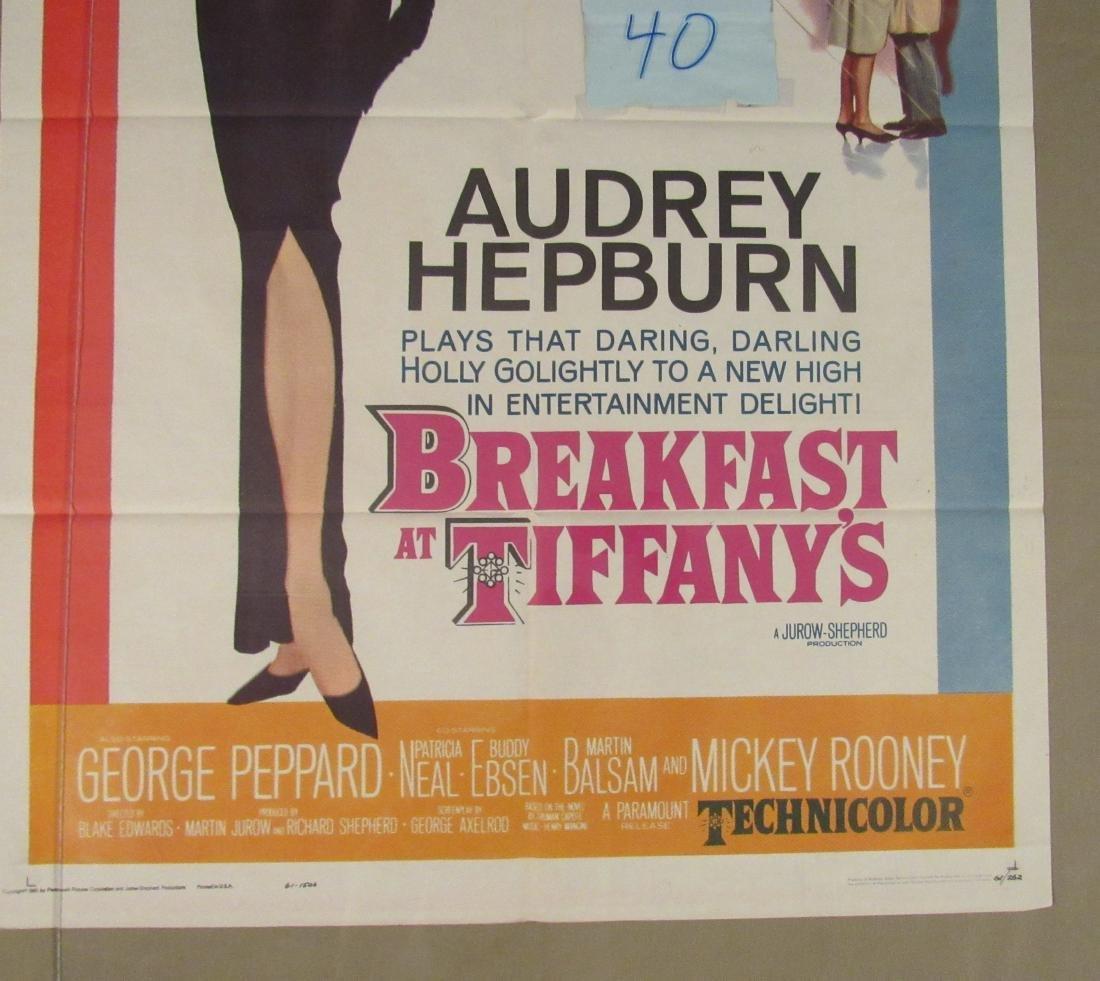 BREAKFAST AT TIFFANY'S - 1961, - 5