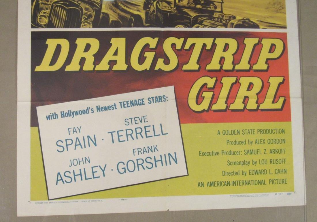 DRAGSTRIP GIRL - 1957, - 3