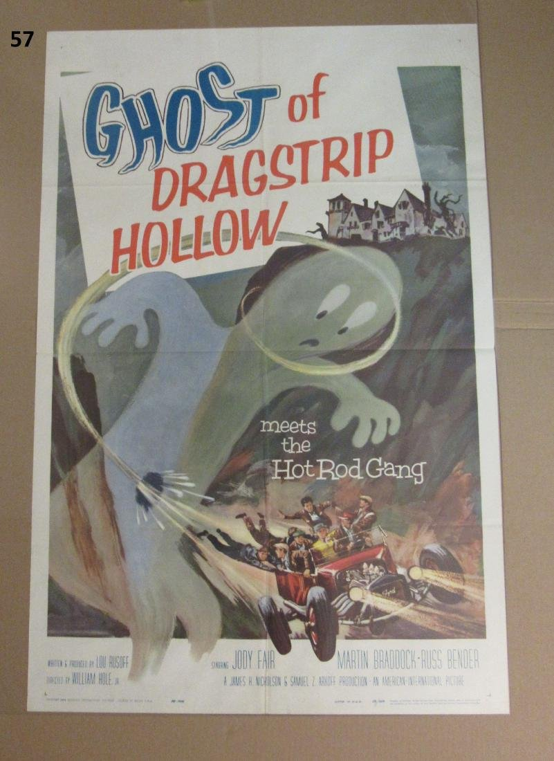 GHOST OF DRAGSTRIP HOLLOW - 1959,