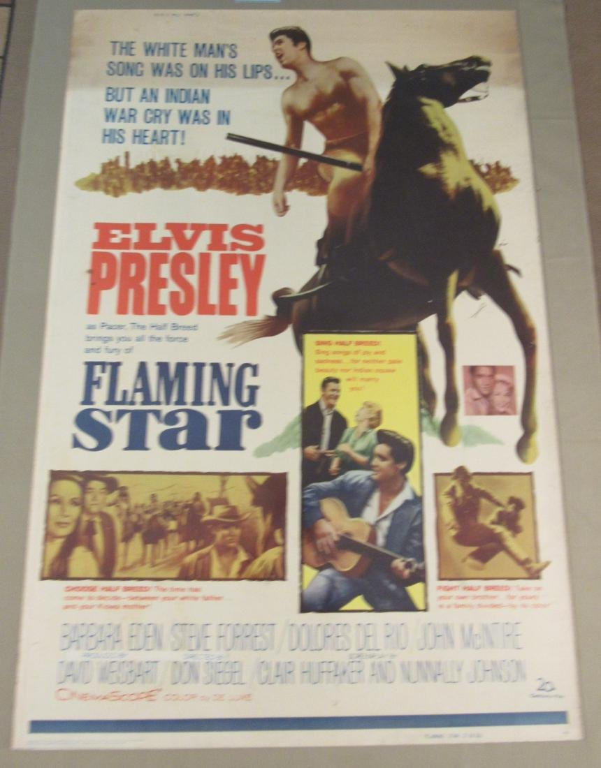 FLAMING STAR - 1960 (STYLE Z),