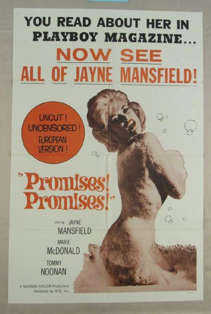PROMISES, PROMISES ONE SHEET - FULLY FOLDED: