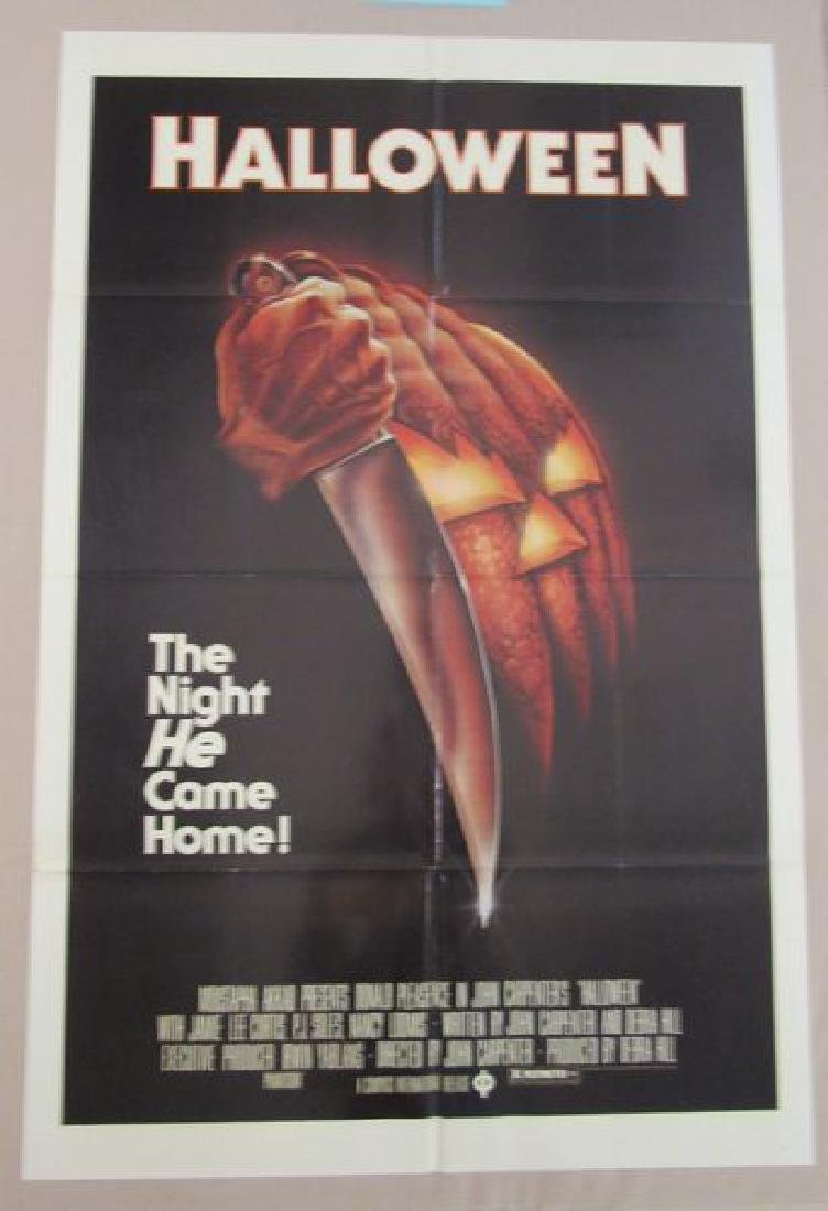 HALLOWEEN (BLACK RATING STYLE) - 1978,