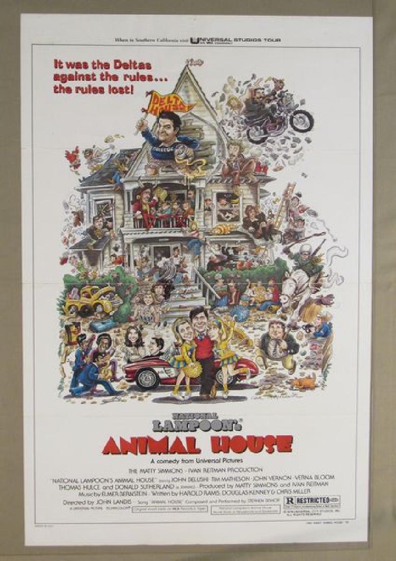 NATIONAL LAMPOON'S ANIMAL HOUSE - 1978