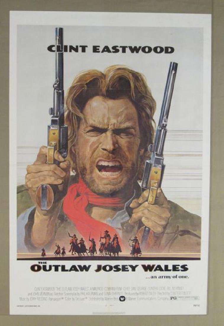 THE OUTLAW JOSEY WALES - 1976 (NSS STYLE),