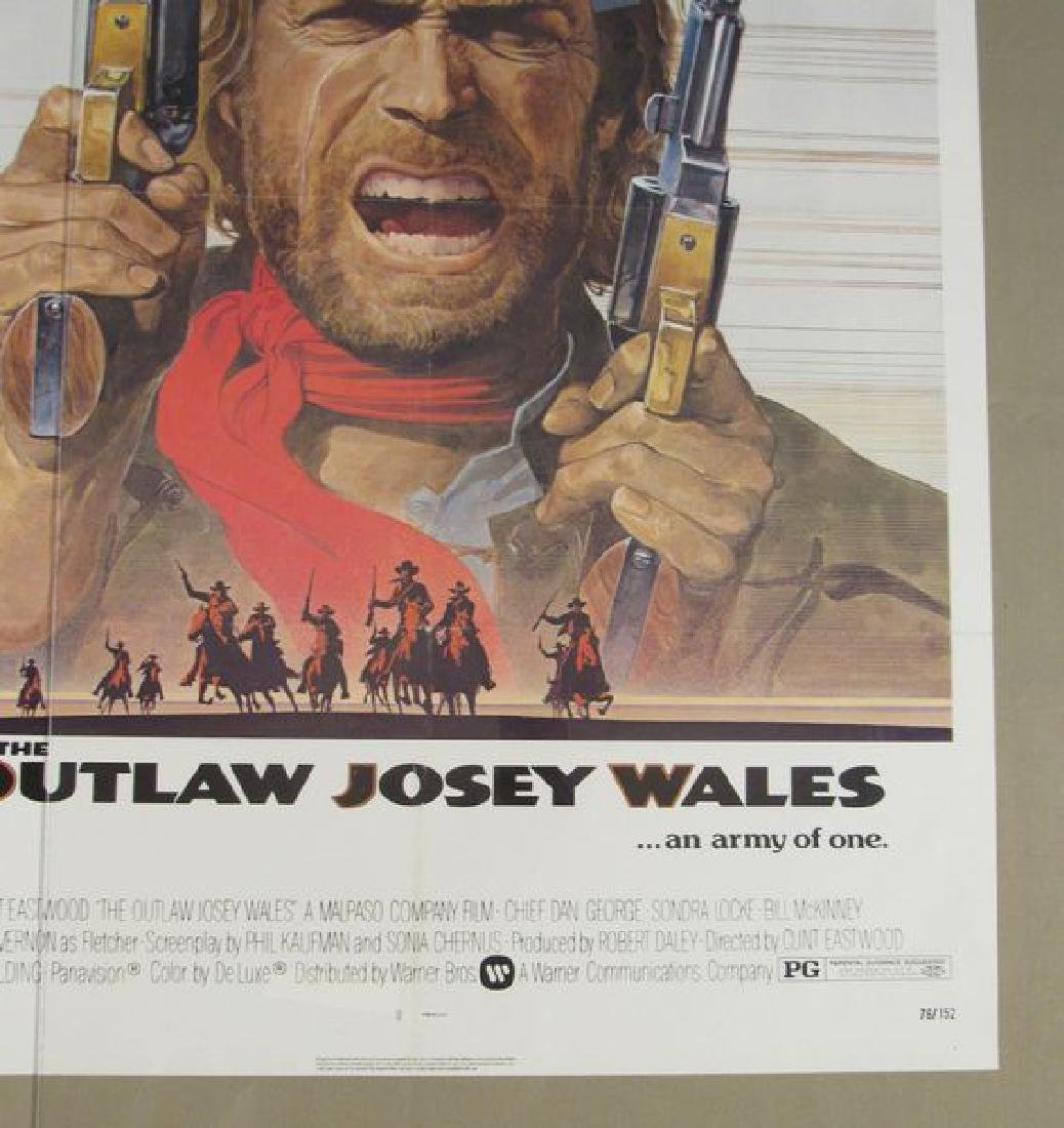 THE OUTLAW JOSEY WALES - 1976 (NSS STYLE), - 3