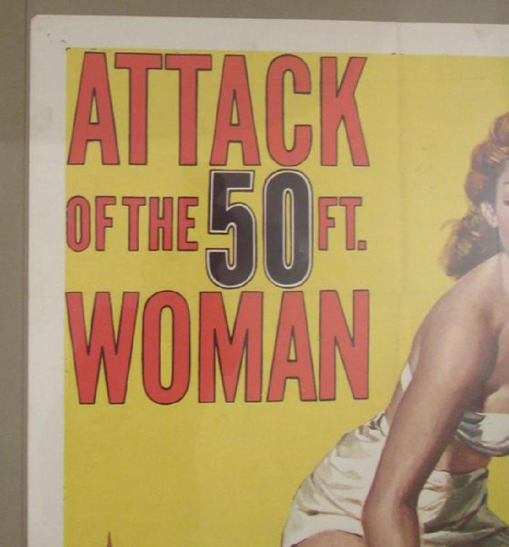 ATTACK OF THE 50 FOOT WOMAN - 1958 - 2