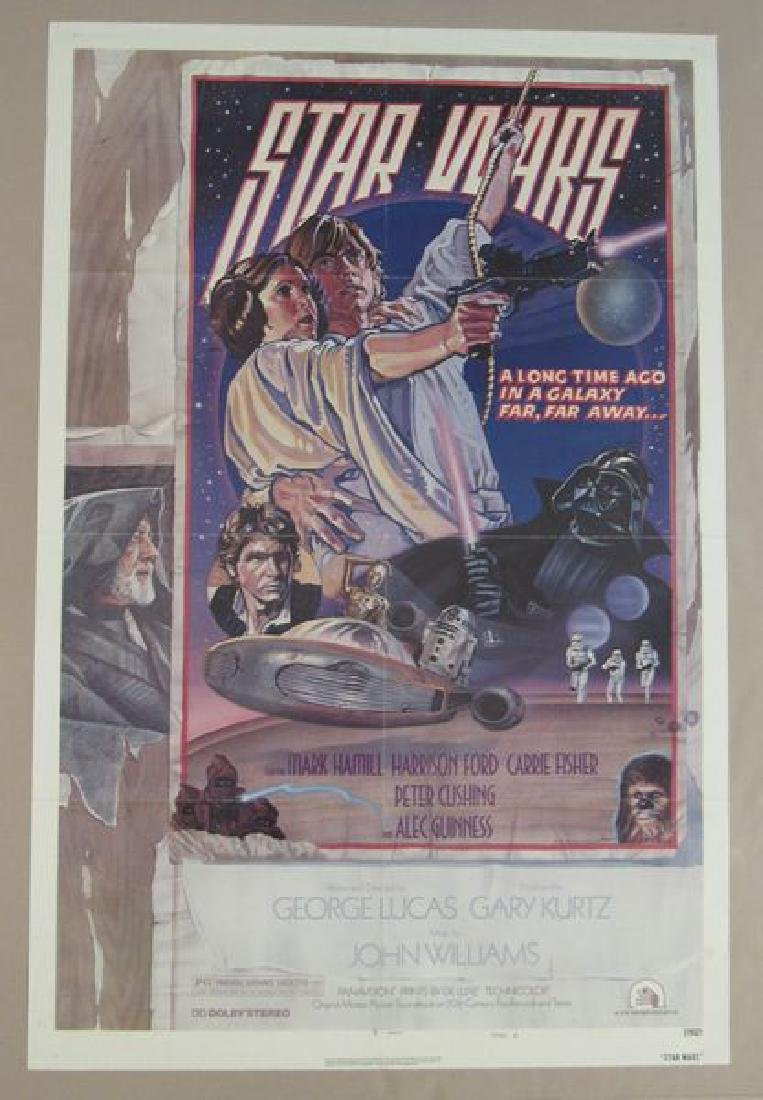 STAR WARS - 1978, (NSS STYLE) STYLE D
