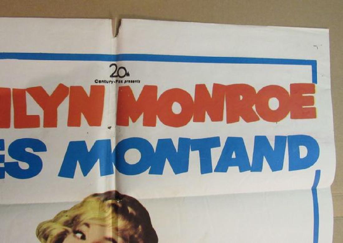 LET'S MAKE LOVE - MARILYN MONROE - 1960 - 2