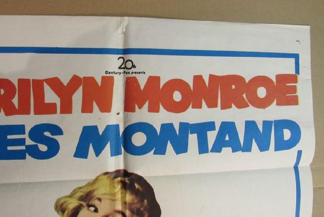 LET'S MAKE LOVE - MARILYN MONROE - 1960 - 3