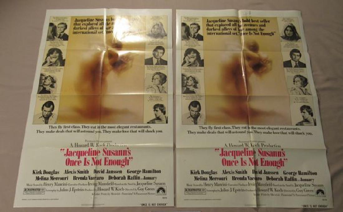 (19) ONE SHEETS (CIRCA 1965-1975) - 4