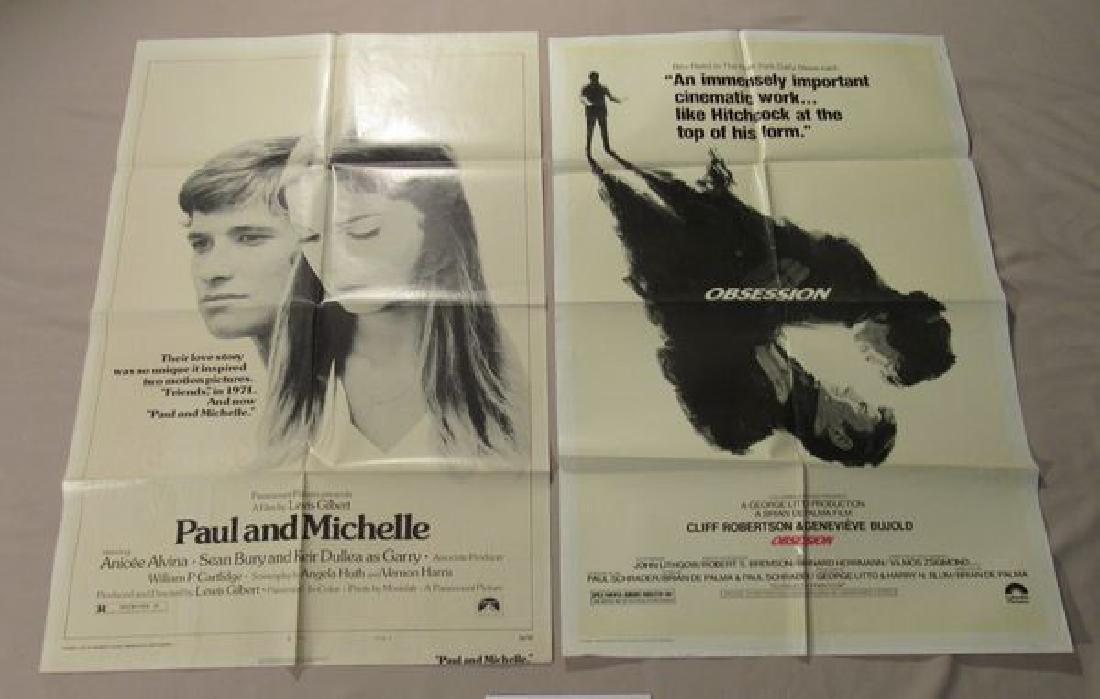 (19) ONE SHEETS (CIRCA 1965-1975) - 5