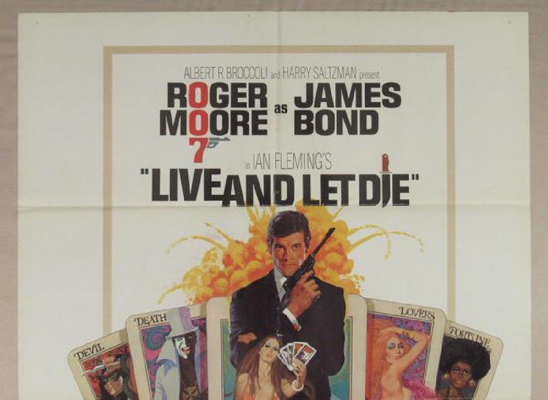 LIVE AND LET DIE - 1973 - 2