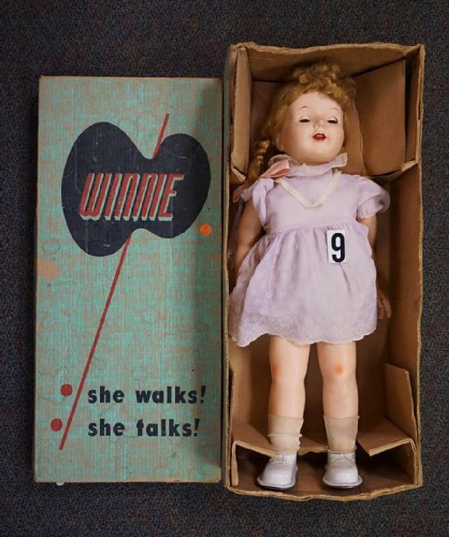 LOT: INCLUDES DOLLS WITH ORIG. BOXES: - 2