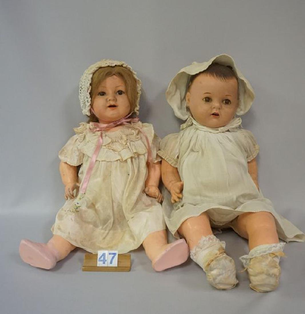(4 PIECES) 22 INCH ALL COMPO JOINTED BABY - 2