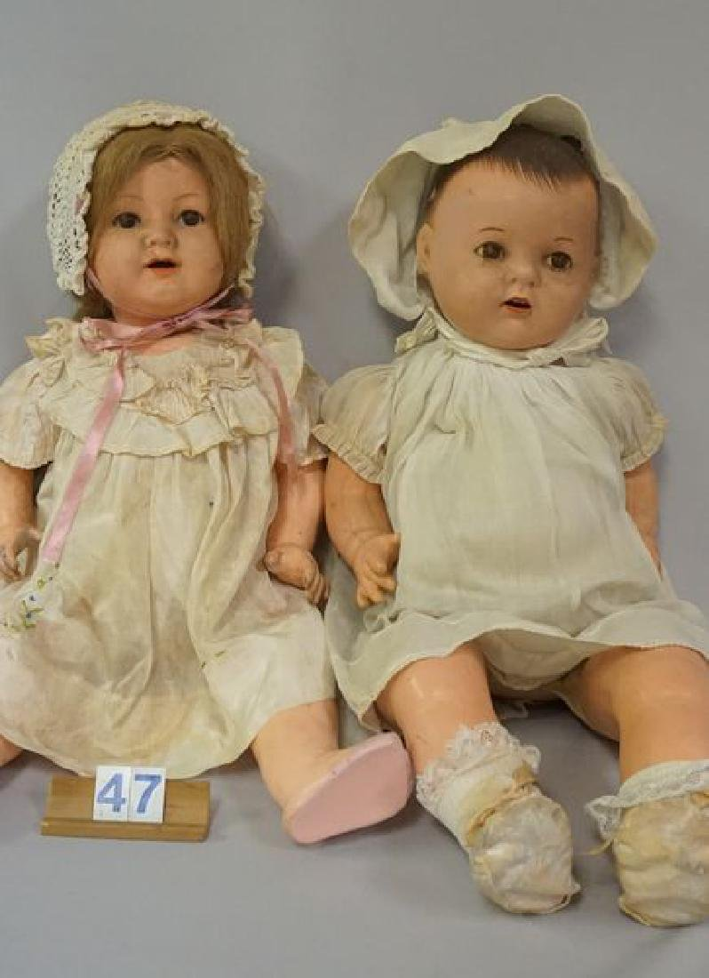 (4 PIECES) 22 INCH ALL COMPO JOINTED BABY - 3