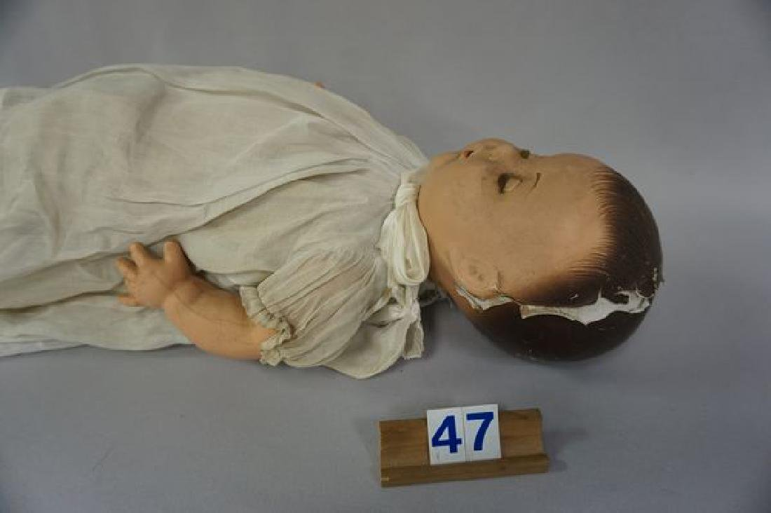 (4 PIECES) 22 INCH ALL COMPO JOINTED BABY - 4