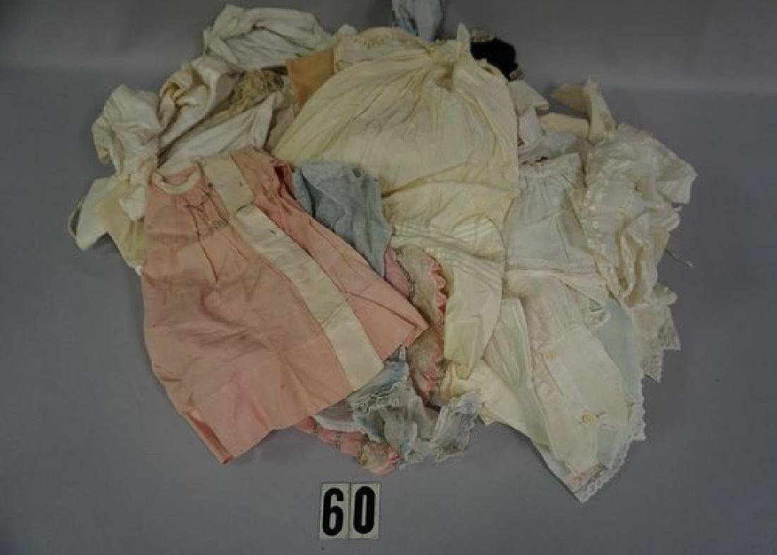 (3 BOXES) ASSORTED DOLL CLOTHES