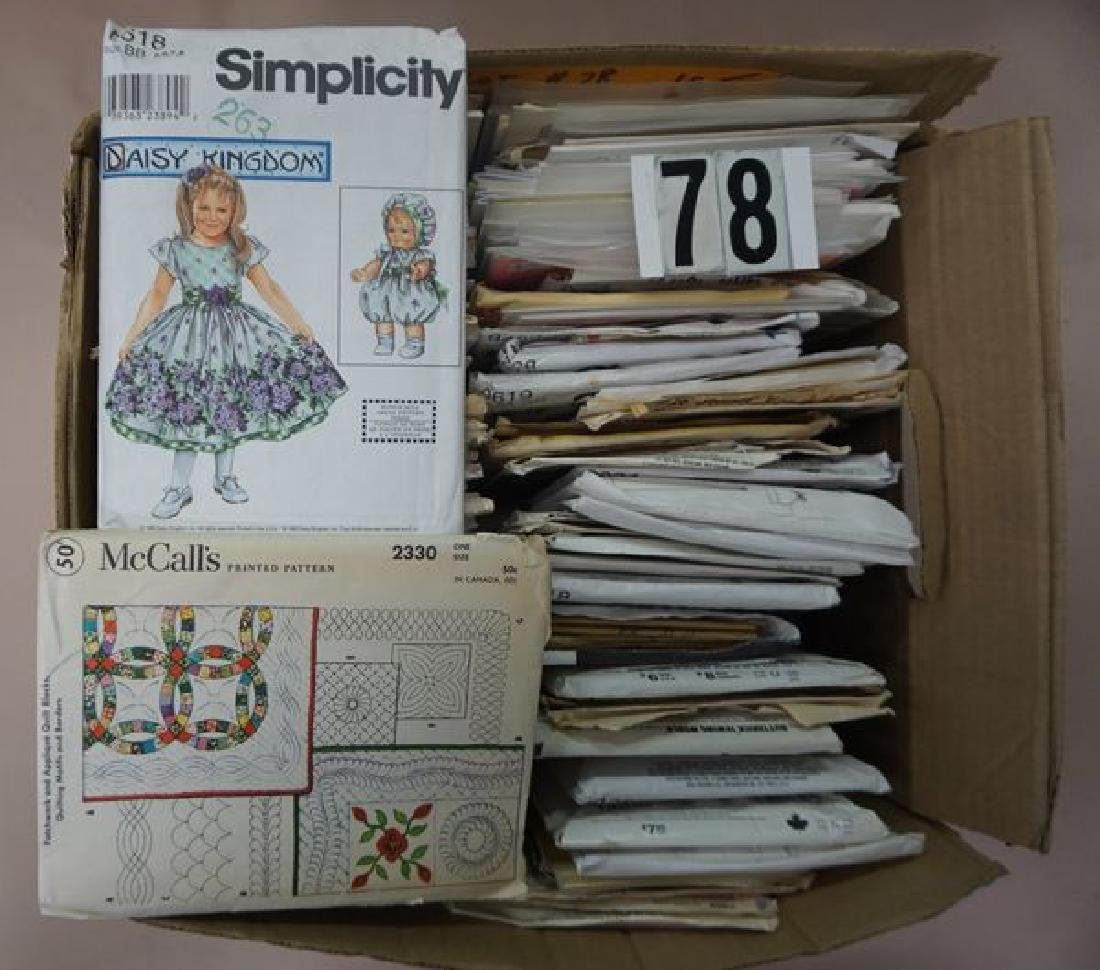 LARGE LOT OF ASSORTED DOLLS DRESS - 3