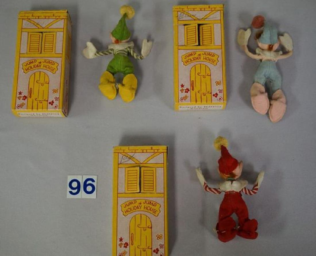 (3) JUMP JUMP OF HOLIDAY HOUSE DOLLS - 2